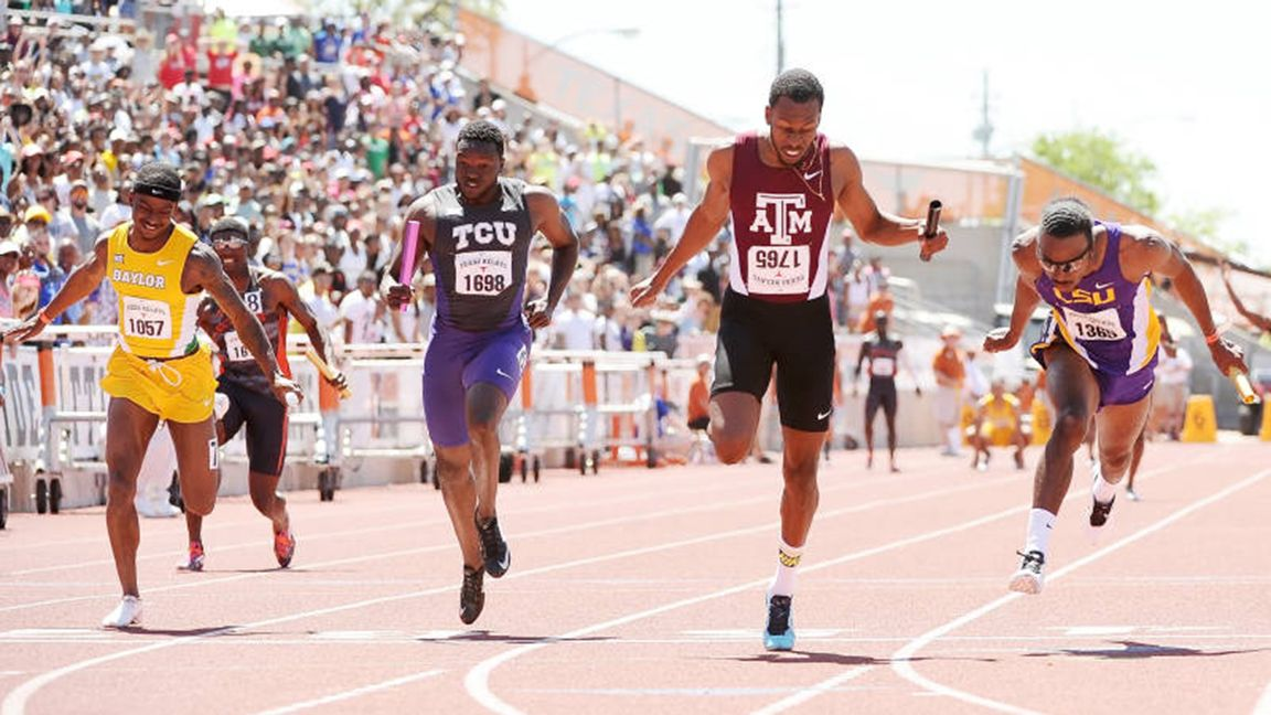 SEC track and field concludes Texas Relays