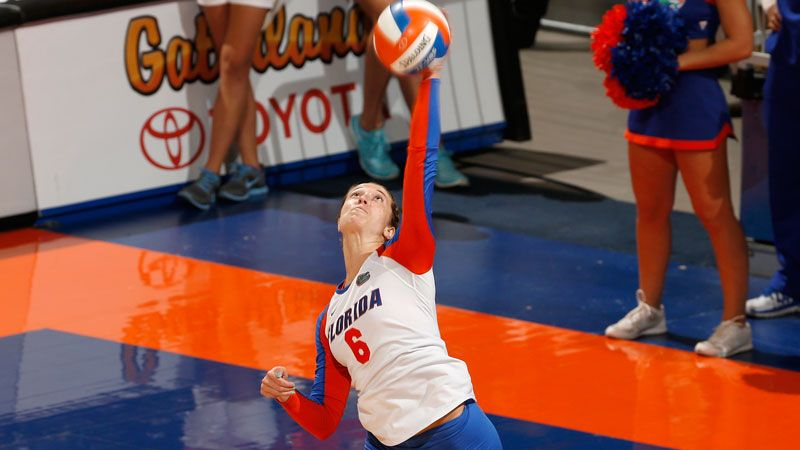 UF's Dagostino named to USA Volleyball Collegiate National Team