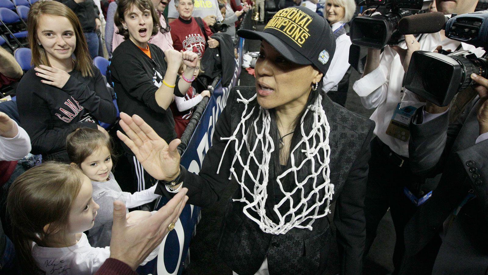 SEC leads in women's basketball attendance