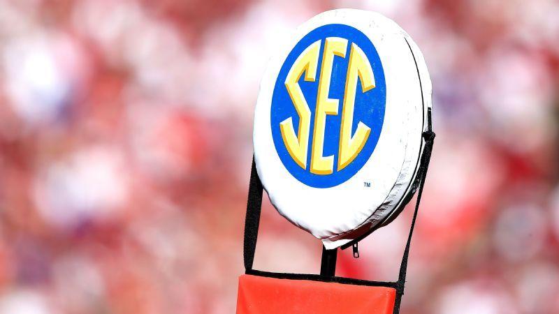 Seven SEC teams ranked in Week 5 polls