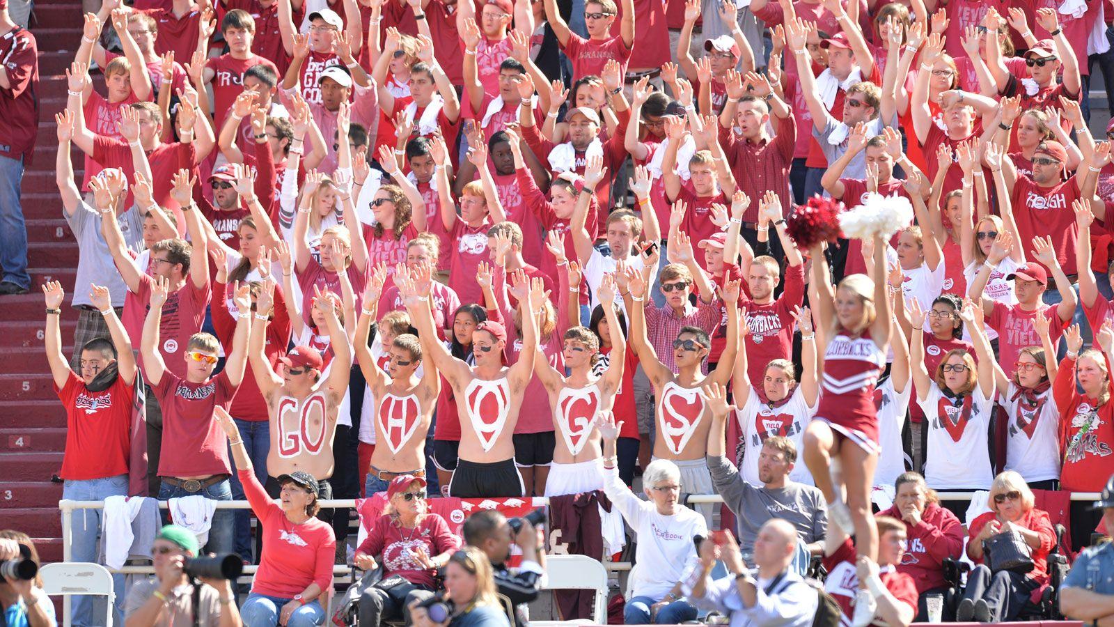 SEC schools emphasize fan engagement for football