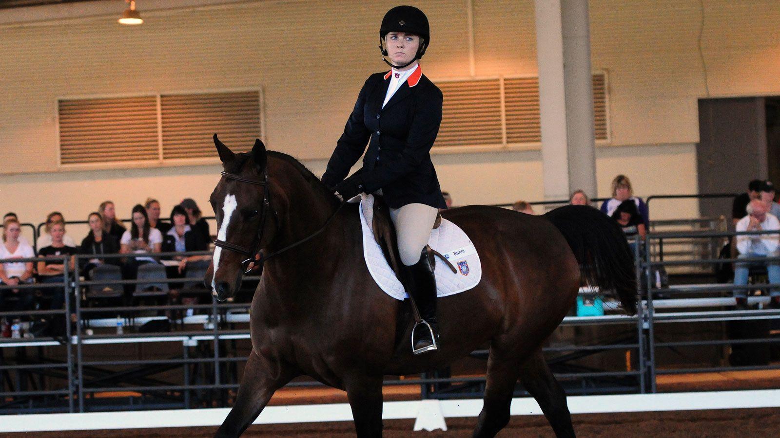 Sec Equestrian Teams Prepare For 2015 16 Season