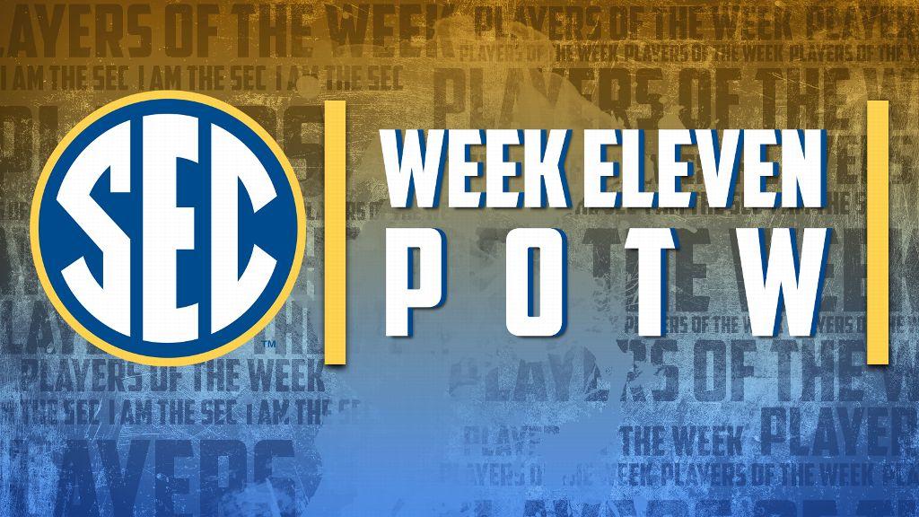 Week 11 Players of the Week
