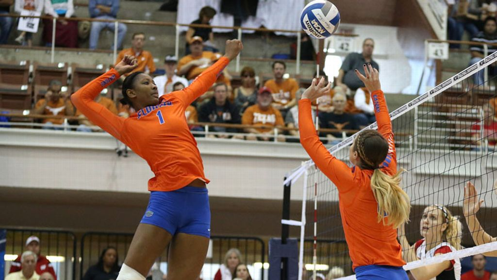 Alhassan headlines SEC in AVCA All-America teams
