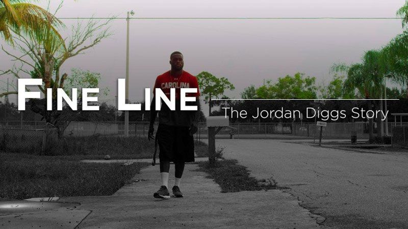 A fine line: The Jordan Diggs Story