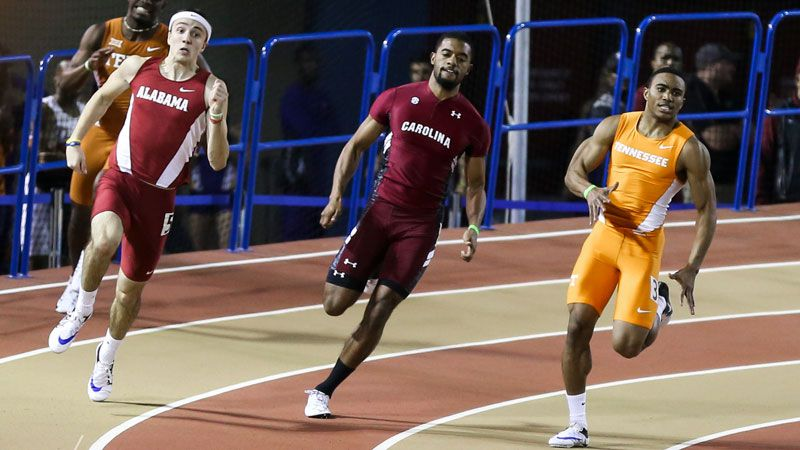 Busy weekend for SEC Track & Field