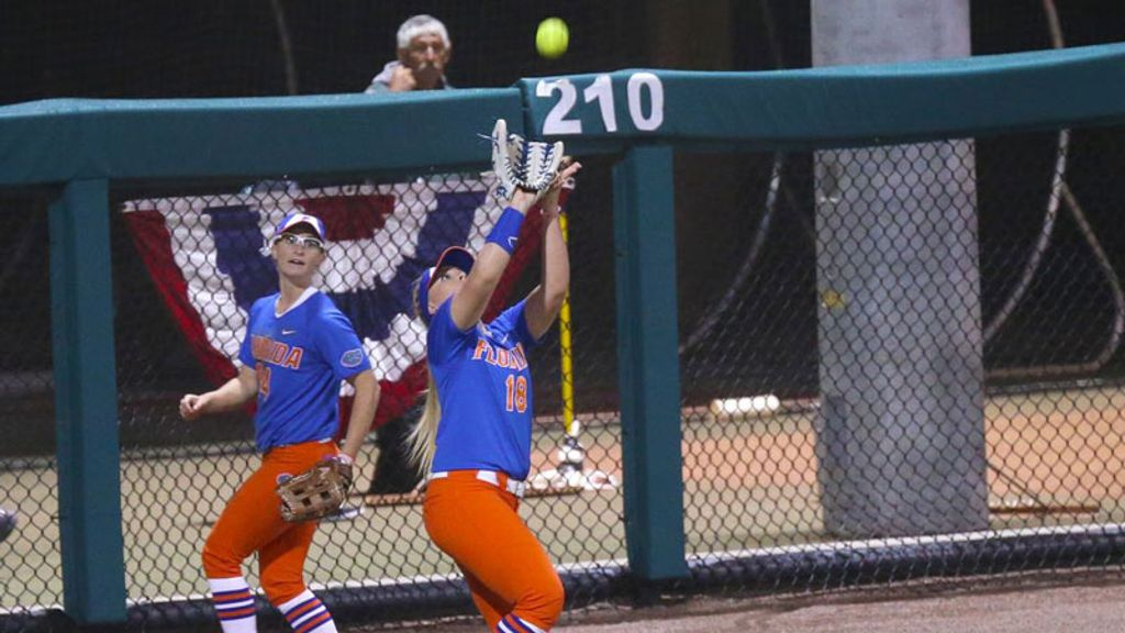 No. 1 Florida blanks No. 2 Michigan, 8-0