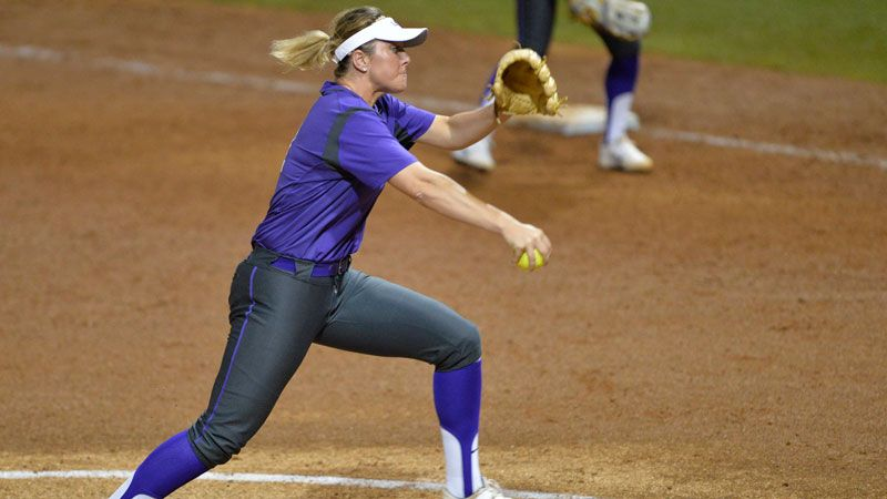 Hoover Named Nfca National Pitcher Of The Week