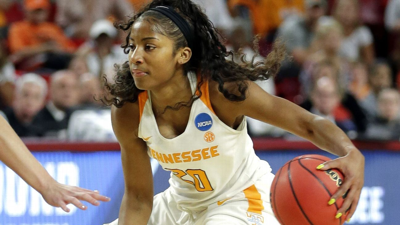 Te A Cooper Tennessee Lady Vols Deliver In Crunch Time To
