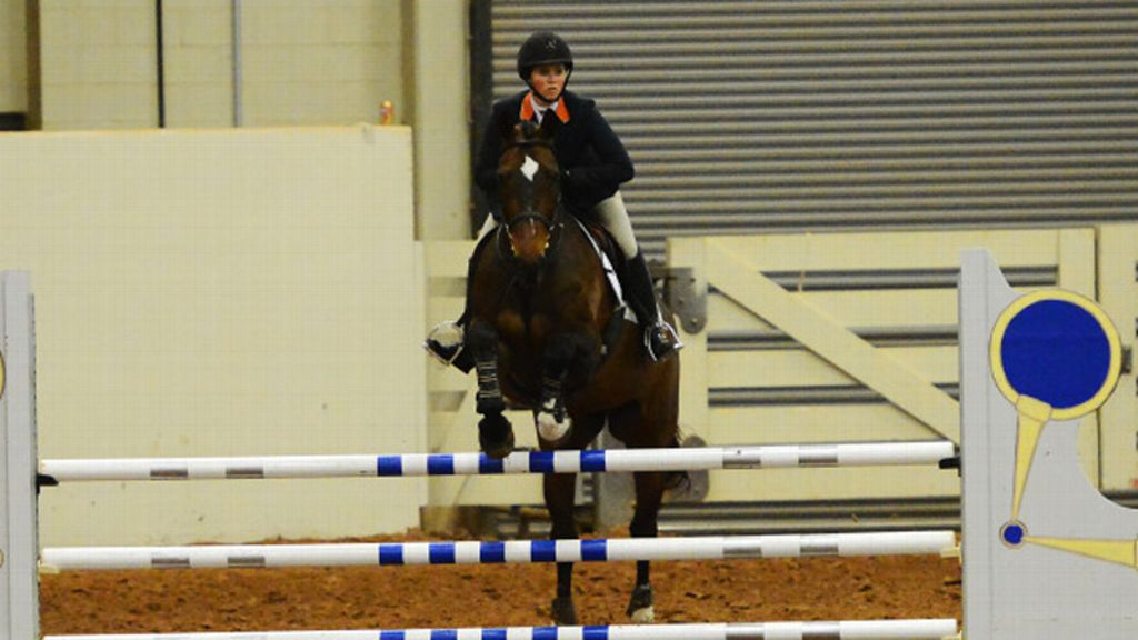 Auburn equestrian advances to NCEA final