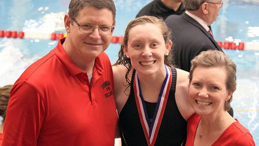 UK signee assures mom will see her swim with Wildcats