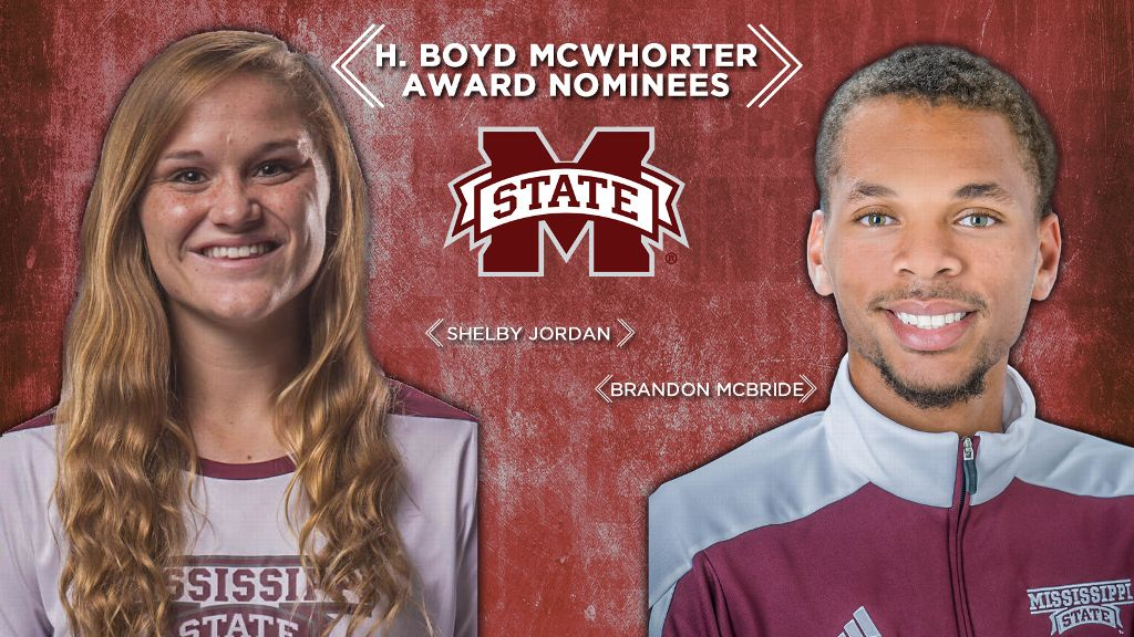Bulldogs' McBride, Jordan nominated for McWhorter Award