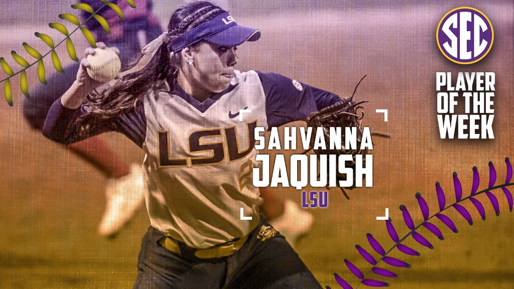 Softball Players of the Week announced