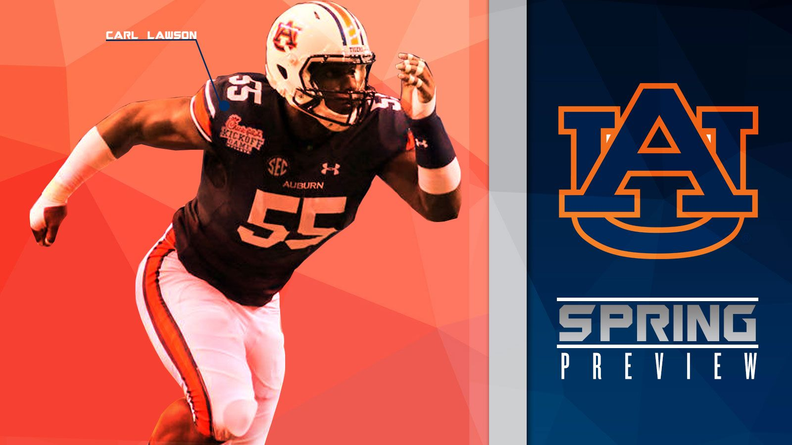 Auburn Football Spring Preview