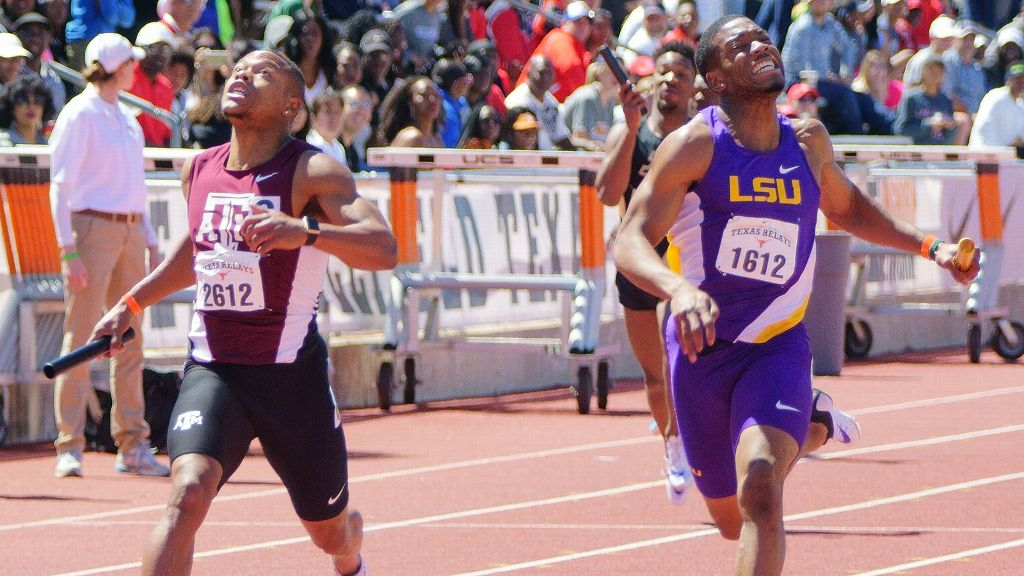 SEC claims top five spots in T&F rankings