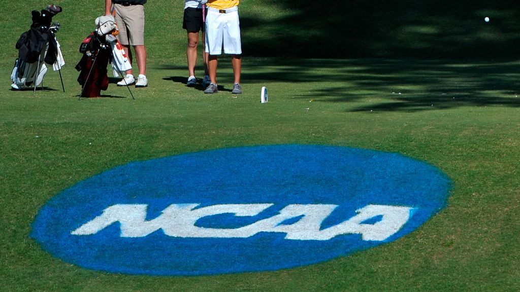 SEC at NCAA Men's Golf Regionals