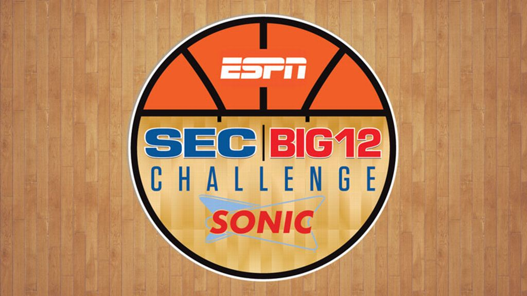2017 SEC-Big 12 Challenge television schedule set