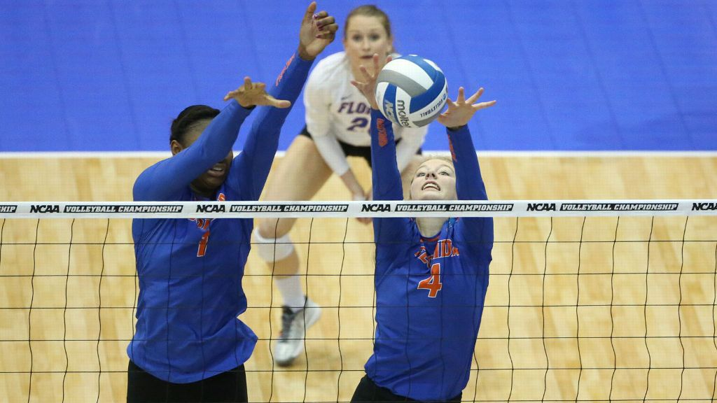 No. 10 Gators fall short to No. 1 Nebraska