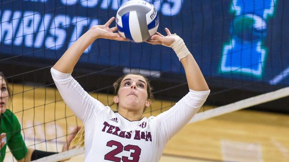 Texas A&M defeats North Texas 3-1