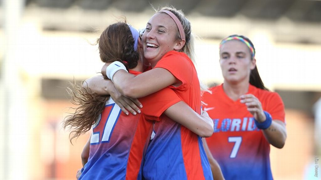 No. 6 Florida wins 4-3 in OT at No. 15 UCLA