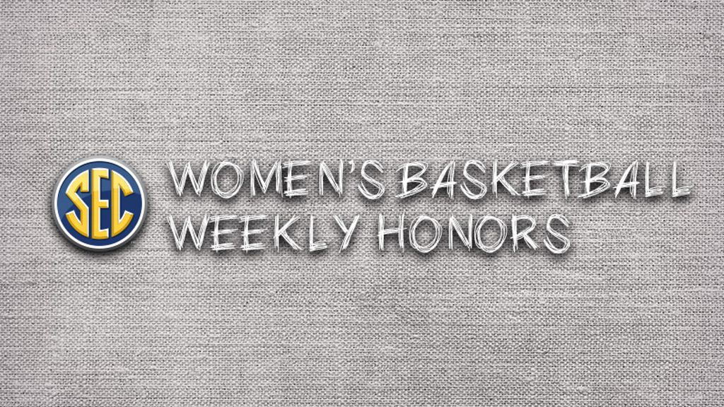 Week 15: Women's Basketball Players of the Week