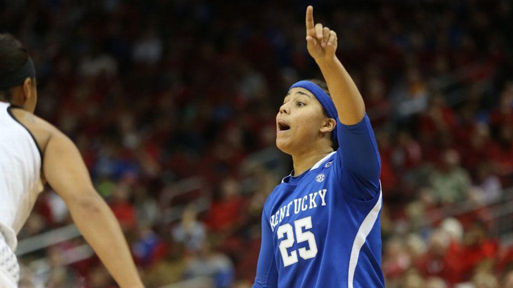 No. 17 Kentucky falls in OT against No. 7 Louisville