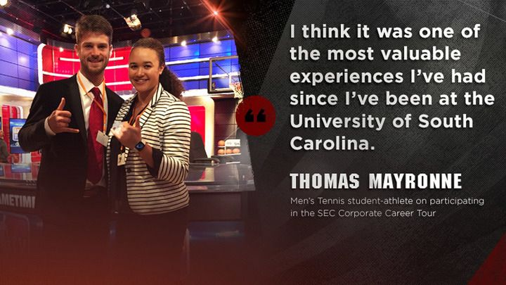 SEC Corporate Career Tour offers unique opportunity