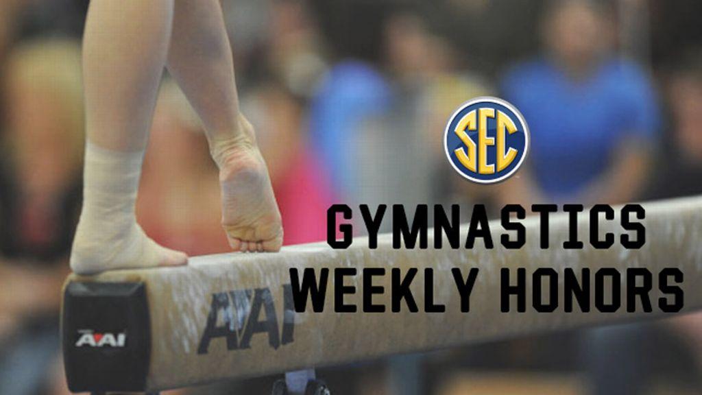 Week 6: Gymnastics Athletes of the Week