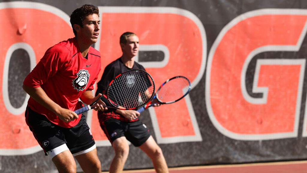 Georgia picked to win 2017 SEC Men's Tennis title