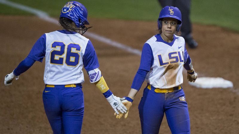 No. 8 Tigers seal the weekend sweep