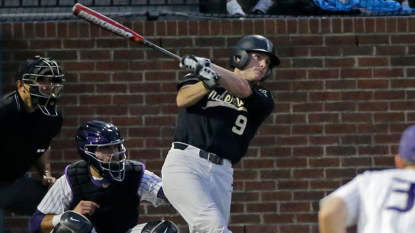 Vanderbilt evens series with UIC