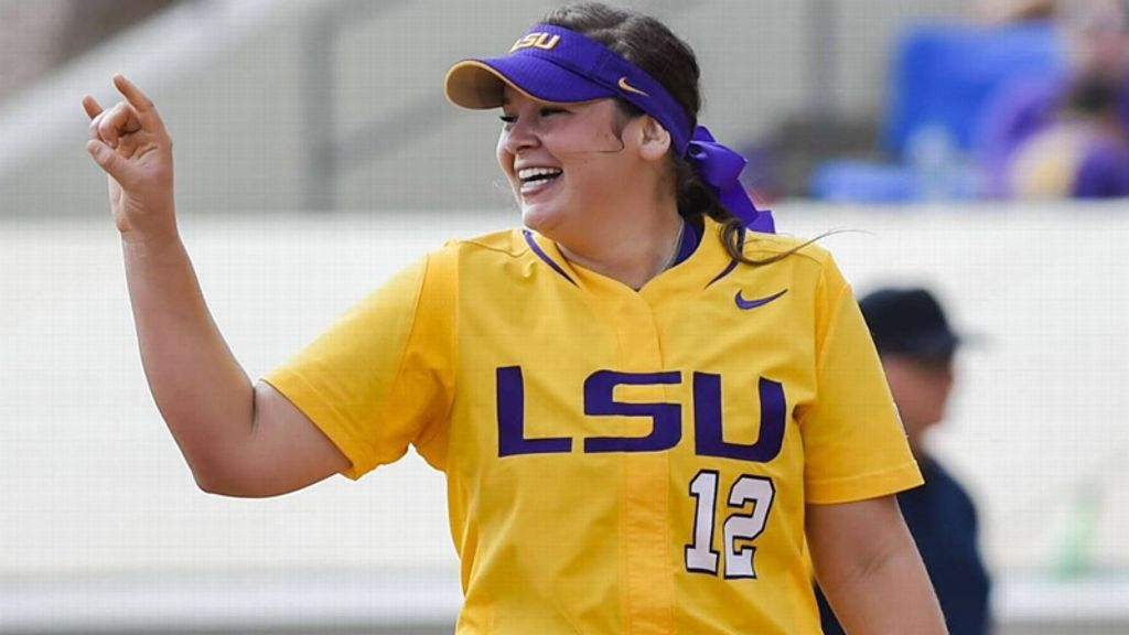 No. 12 LSU rallies to beat Southern Miss