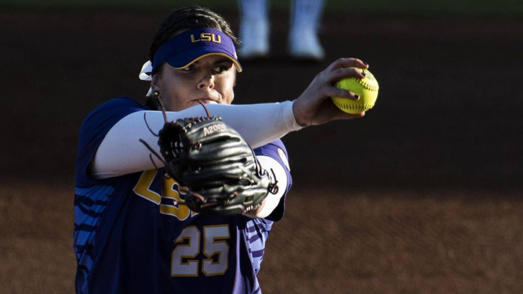 No. 12 Tigers split doubleheader