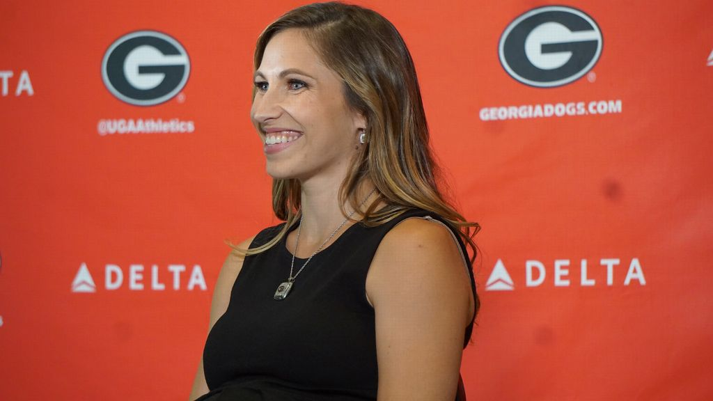 Courtney Kupets Carter named new UGA gymnastics coach