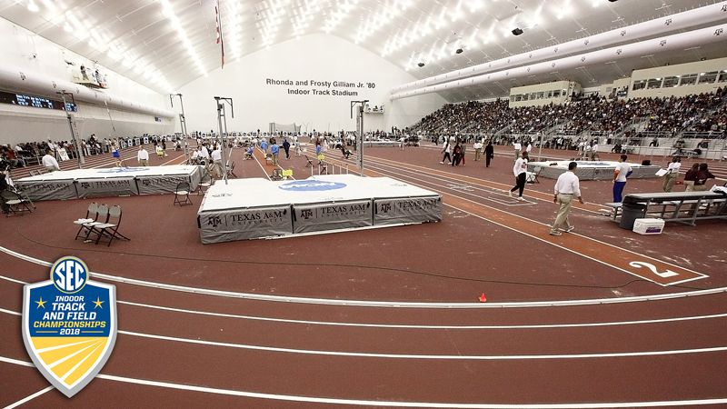 SEC Indoor T&F Championships to begin Saturday