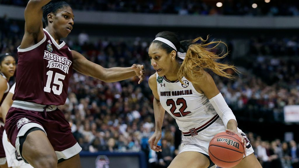 AP Poll includes five SEC women's basketball teams