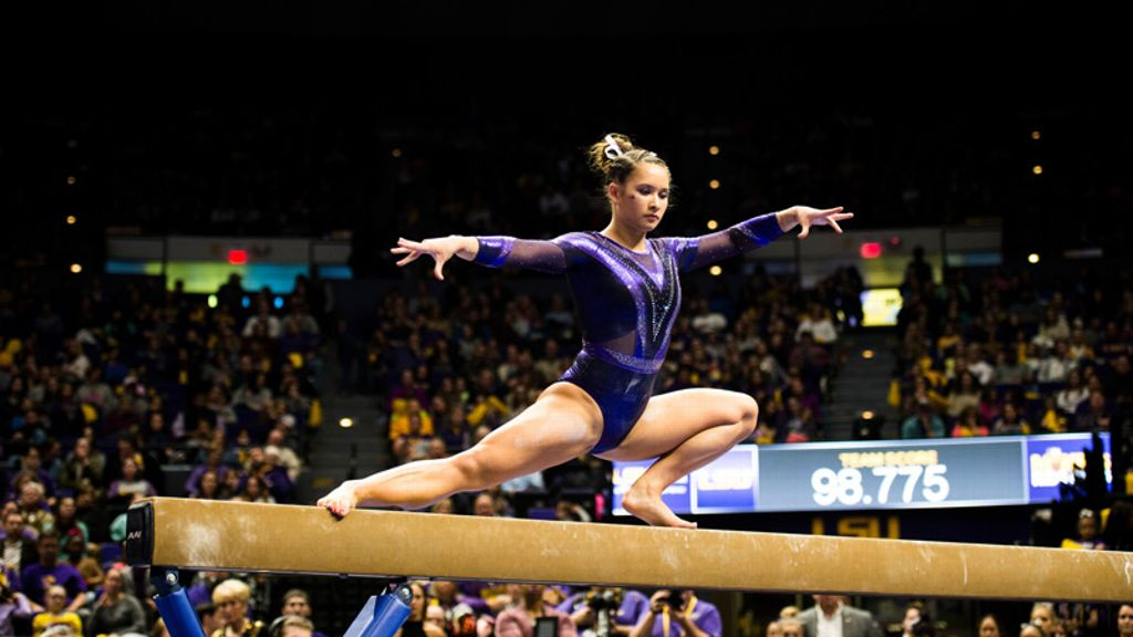 2018 SEC Gymnastics Awards announced
