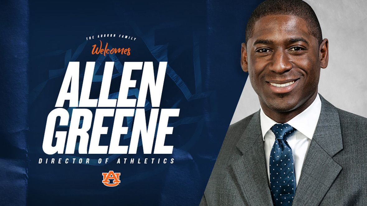 Allen Greene named athletic director at Auburn