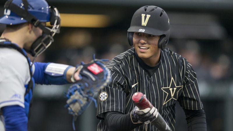 No. 10 Vanderbilt narrowly loses to Duke 5-4