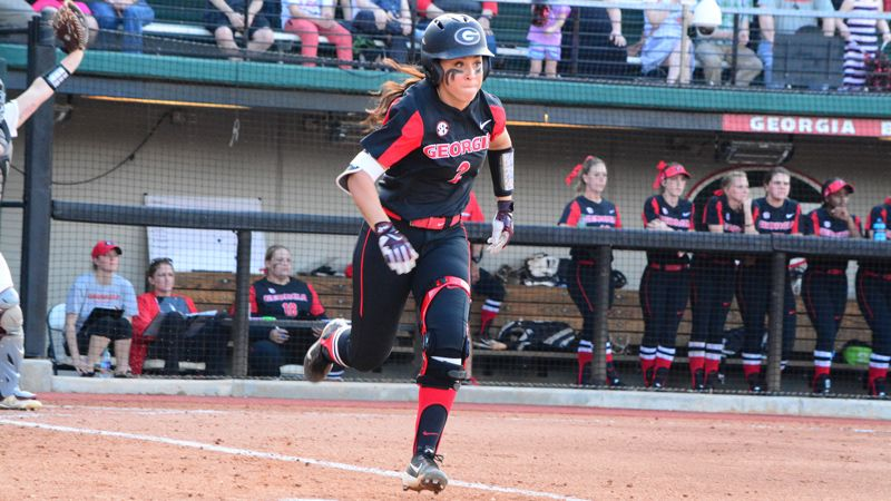 No. 14 Georgia shuts out College of Charleston, ETSU
