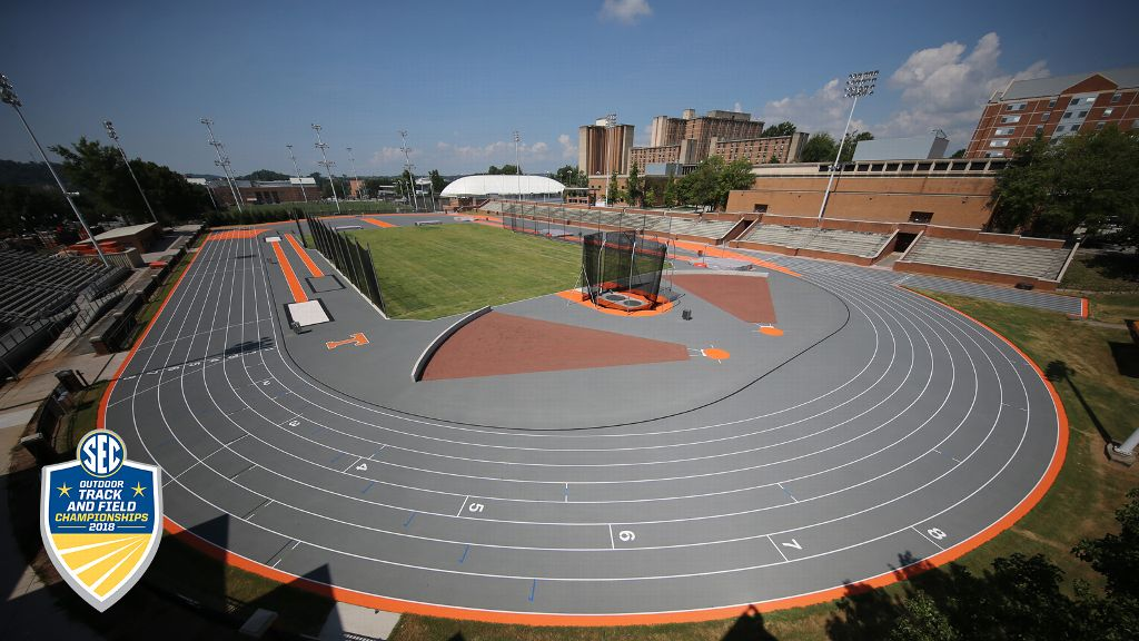 SEC Track and Field Championships to begin Friday