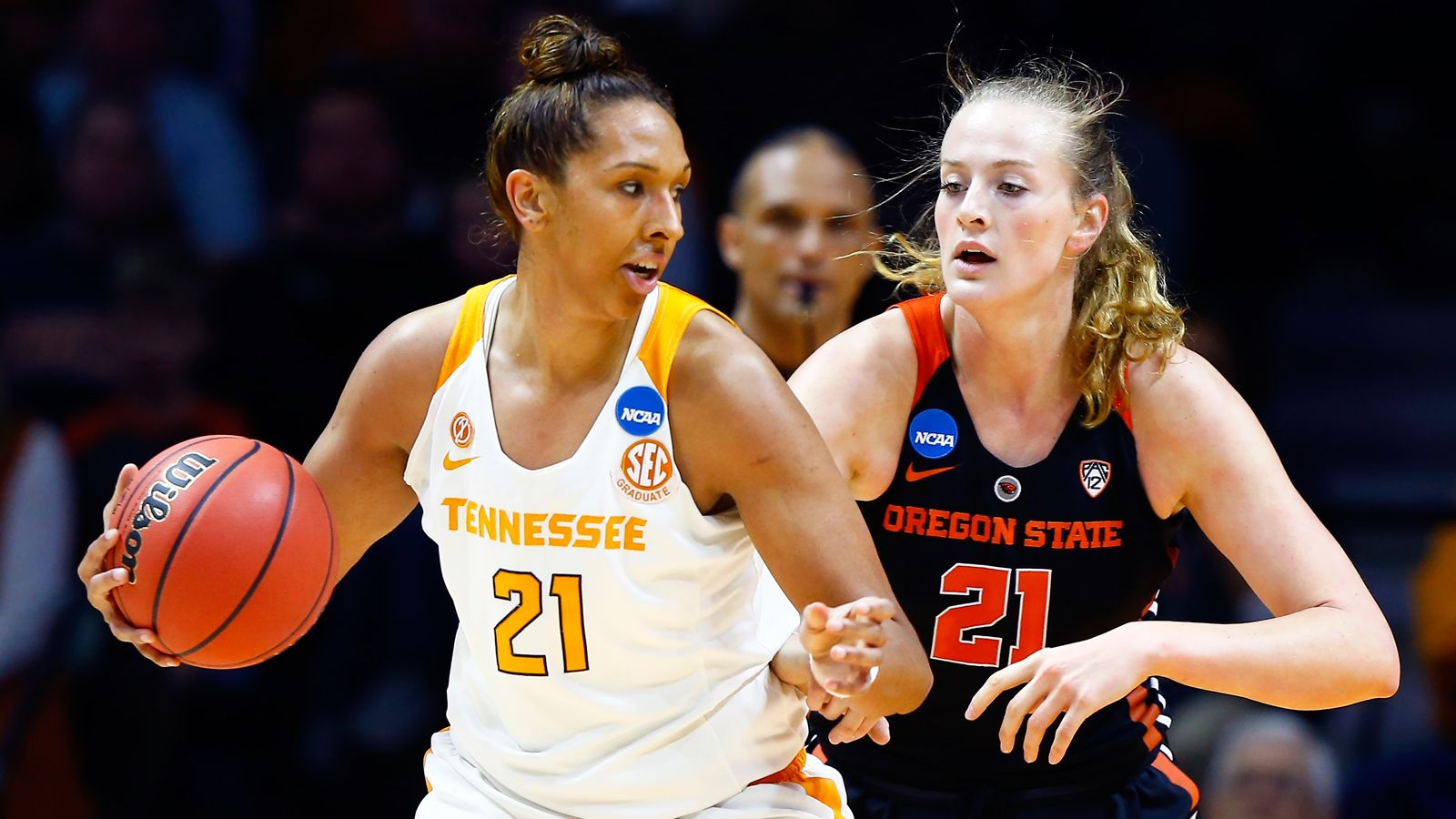 Tennessee falls to Oregon State 66-59 to finish season