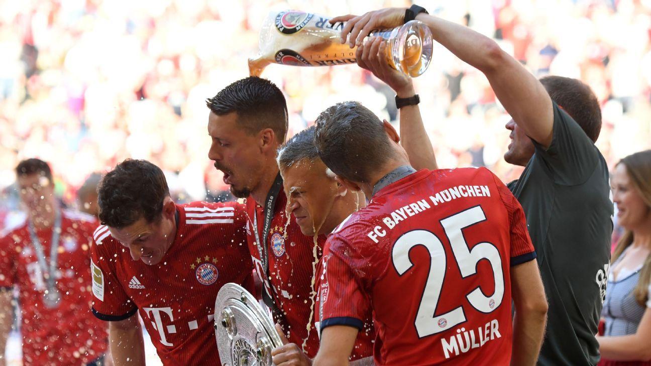 bayern trikot 2019 champions league