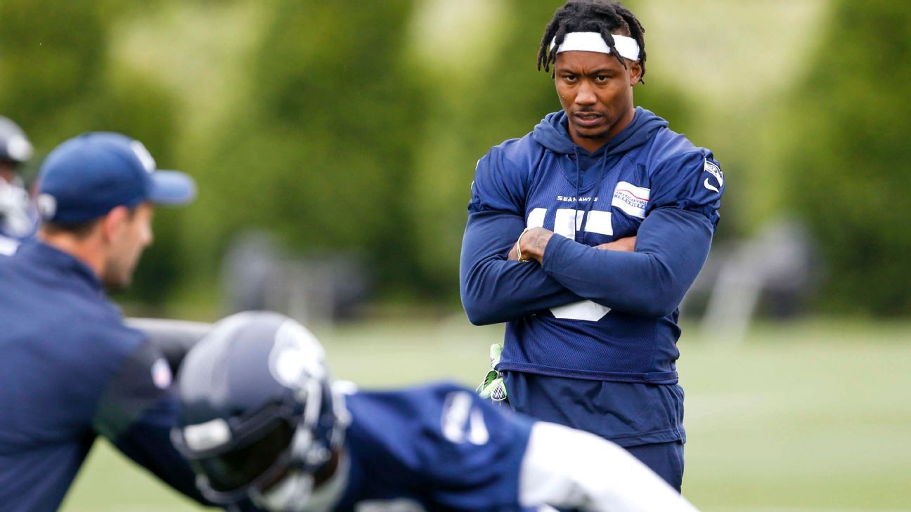 """Brandon Marshall: """"Healthy as a trout"""", excited to join the saints"""