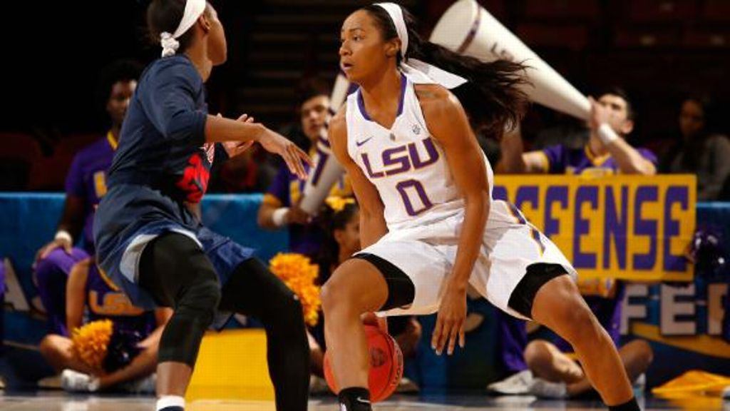 LSU defeats Ole Miss, moves on to quarterfinals