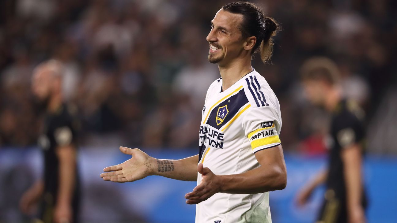 "Ibrahimovic calls a ""ridiculous"" suspension for the All-Star Game of the MLS"