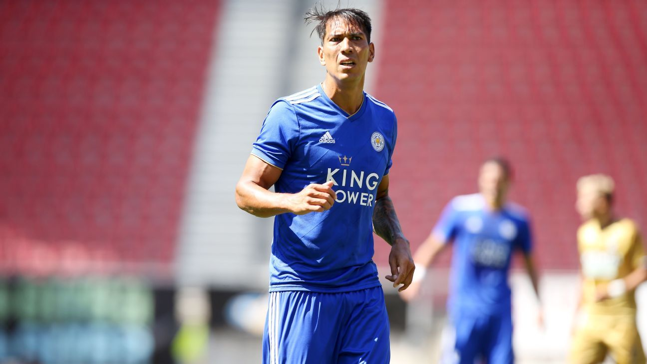 Leonardo Ulloa, from Leicester, becomes reinforcement of the Tuzos