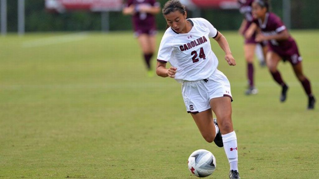 No. 5 Gamecocks shut out Cougars