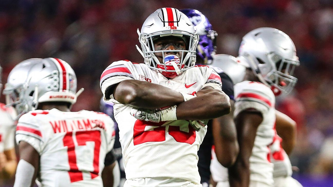 Power Rankings Week 3: Ohio State Shines on Big Ten's Harsh Day