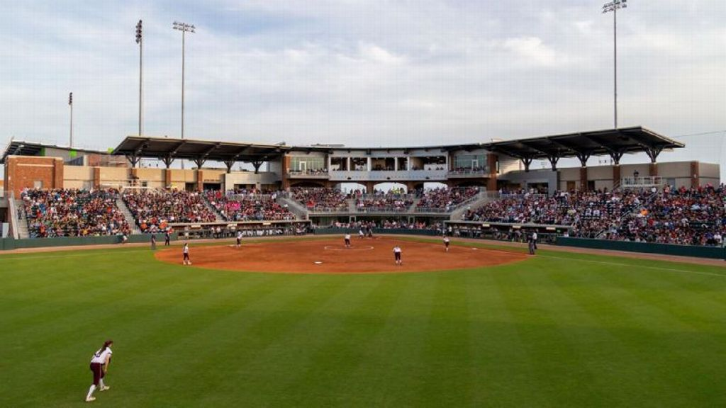 Aggies softball honored for exceptional facilities